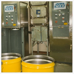 In-drum-compactor-crusher