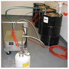 Xtractor-solvent-collection-system